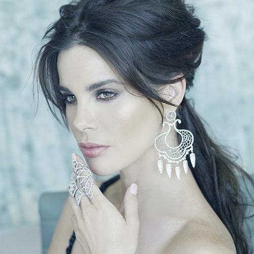 Lucila Earrings – Campaign